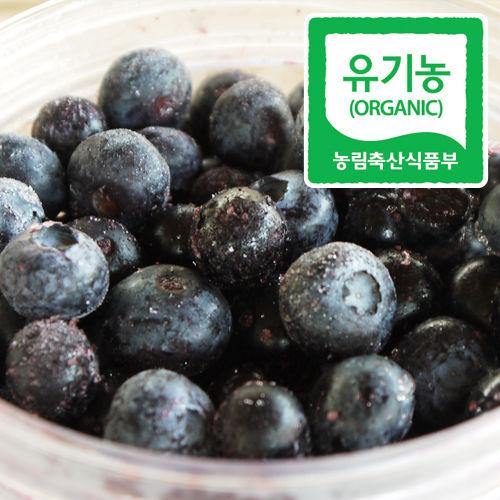 순창제일교회 조상단 권사의 친환경 유기농 아이스 블루베리(2kg)