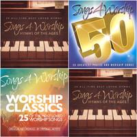 Songs 4 Worship 시리즈 찬양세트 (7CD)