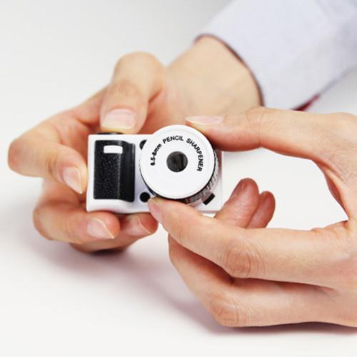 [마그넷] 카메라 연필깎이