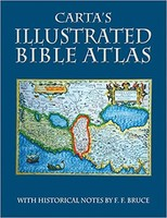 Cartas Illustrated Bible Atlas (PB)