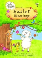 Really Woolly Easter Blessings (Board Book)