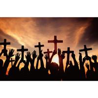 교회현수막(십자가)-154 ( 200 x 130 )