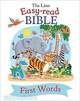Lion Easy-read Bible First Words (양장본)