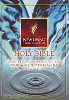 NLT: Video Bible: Audio and Text on DVD