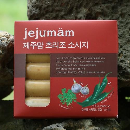 제주맘 초리조 소시지300g(60g*5개)