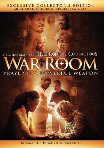 영화 - War Room (워 룸)  (수입DVD)