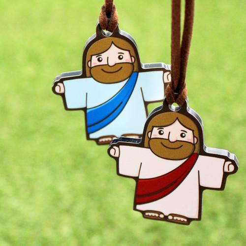 New 예수님 십자가 목걸이 (개별포장)