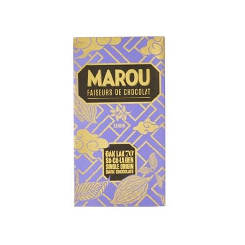 마루 싱글오리진 다크초콜릿(닥락70) 80g