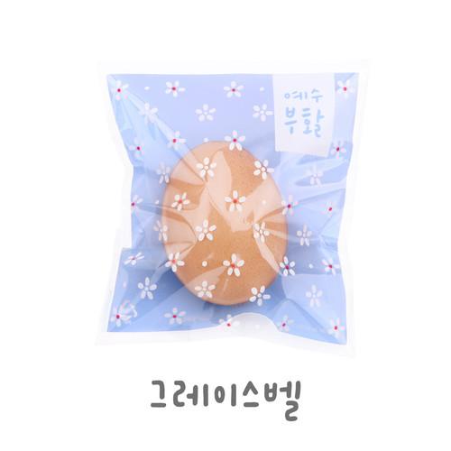 그레이스벨 부활절 1구 접착식비닐(30매)_꽃잎126