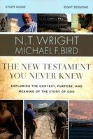 New Testament You Never Knew Study Guide (PB)