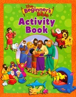 Beginners Bible Activity Book (PB)