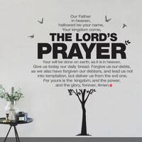 [말씀스티커]The Lords Prayer-II