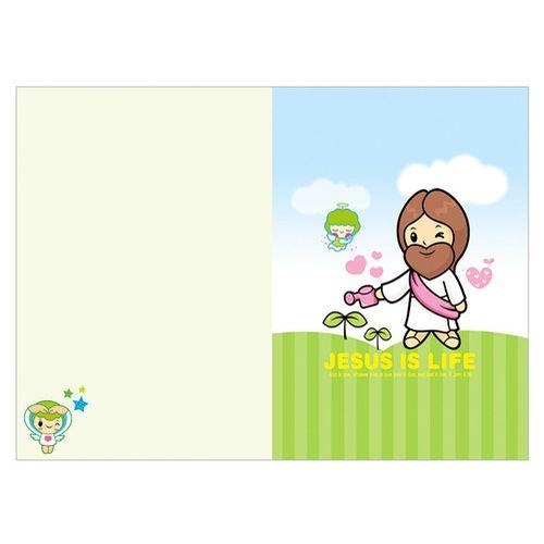 경지사 어린이주보 4면 - 6011 (1속 100매)