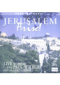 Jerusalem Arise! - Live Worship with Paul Wilbur (Video CD)