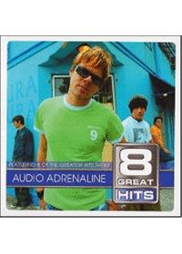 8 GREAT HITS 시리즈 - 오디오 아드레날린 (CD)