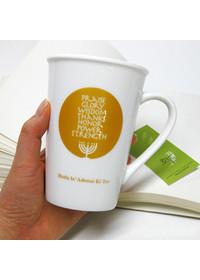 메노라 머그컵(골드)/머그전 상품