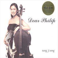 첼리스트 성지송 태교음반 - Dear Philip (CD)