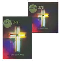 Hillsong Live Worship - Cornerstone 음반세트 (CD+DVD)