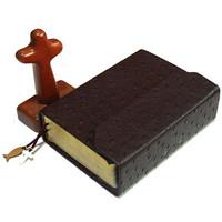 타조무늬(수입인조가죽) 성경책리폼