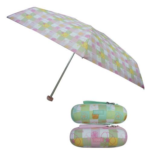 보그 5단 샤인 몰드 케이스 우산