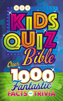 NIV: Kids Quiz Bible (HB): Over 1,000 Fantastic Facts and Trivia
