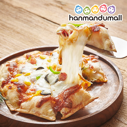 [한만두몰] 홀딱반한 피자만두 300g
