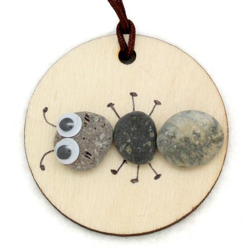에코스톤목걸이만들기-개미