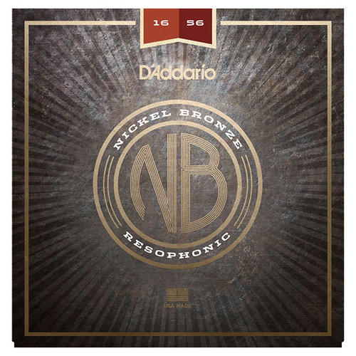 다다리오 NB1656 어쿠스틱 기타 스트링