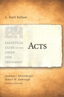 EGGNT: Acts (Exegetical Guide to the Greek New Testament) (Paperback)