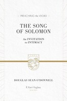 Song of Solomon: An Invitation to Intimacy (Redesign, ESV) (Hardcover)