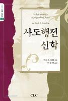 사도행전신학 - 21세기 신학 시리즈 6