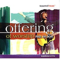 Paul Baloche - Offering of Worship (CD)