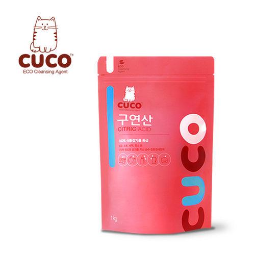 CUCO 구연산 1kg/5kg