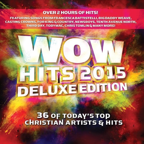 WOW Hits 2015 [Deluxe Edition] (2CD)