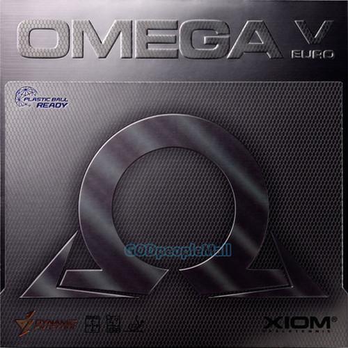 엑시옴 OMEGA 5 EURO 러버