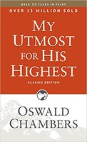 My Utmost for His Highest: Classic Language (PB)
