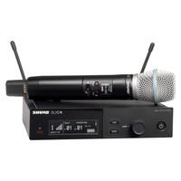 SHURE SLXD24/BETA87C 디지털 무선 마이크