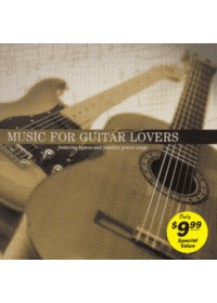 Music For Guitar Lovers (CD)