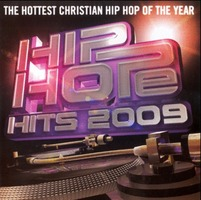 HIP HOPE HITS 2009 (CD)