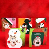 애니멀즈 크리스마스카드 시즌3 (5종 1set)