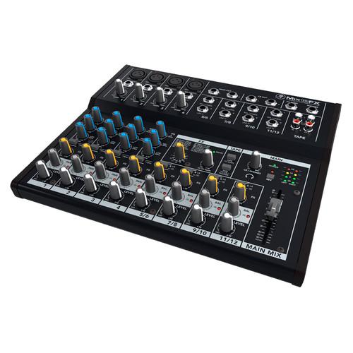 MACKIE Mix12FX 아날로그 믹서