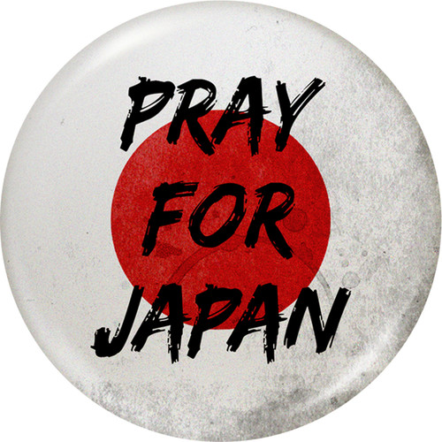 Pray for 핀버튼 - 일본