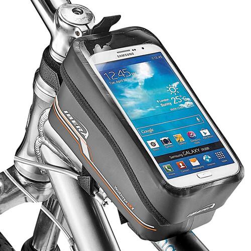 아이베라 자전거 스마트폰 거치 가능 자전거 방수 탑튜브 가방 대만산