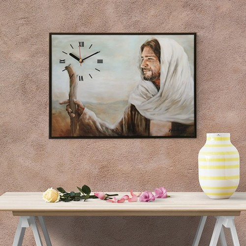 예수님 벽시계 Peace (예수님의 평안)