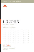 1-3 John: A 12-Week Study (Series: Knowing the Bible) ESV 성경공부 시리즈 원서