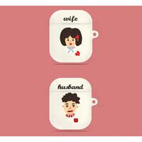 My Wife & Husband _ 에어팟 1/2 케이스