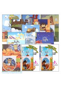 애니메이션 주일학교 DVD 세트(전62종)
