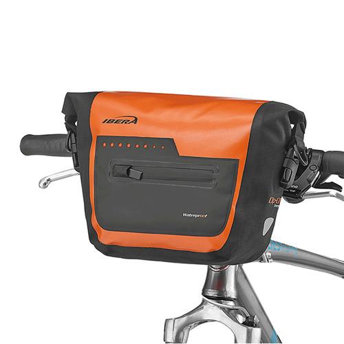 아이베라 완전방수 자전거 핸들바 가방