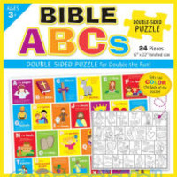 Bible ABCs Puzzle (Seris: Im Learning the Bible Floor Puzzle)
