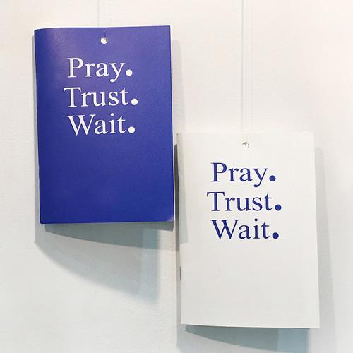 기도노트(B/W)_2ea Set